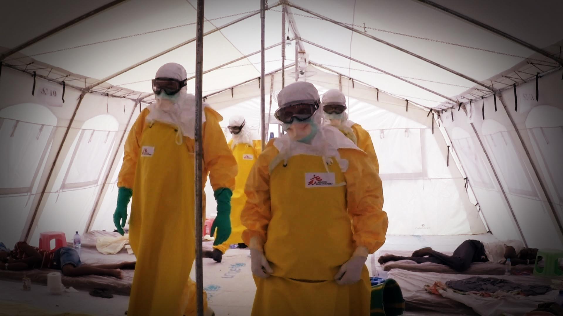 Ebola – zabójczy wirus